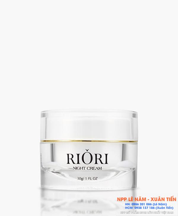 Kem duong da Riori Day Cream
