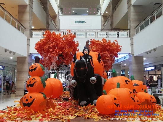 Le hoi Halloween The Garden – The Garden Shopping Center