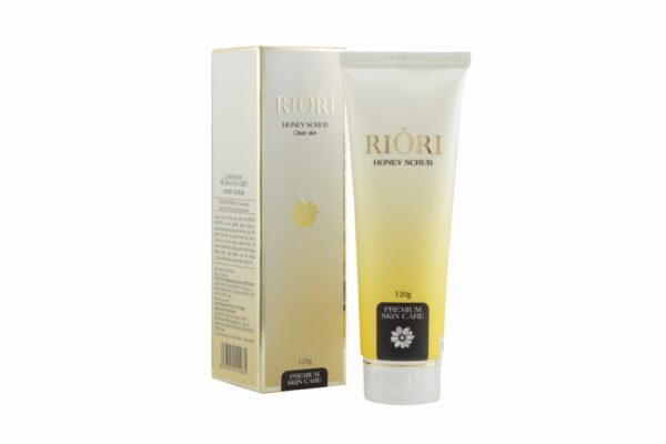 Gel tẩy Tế Bào Chết Riori Honey Scrub 120g