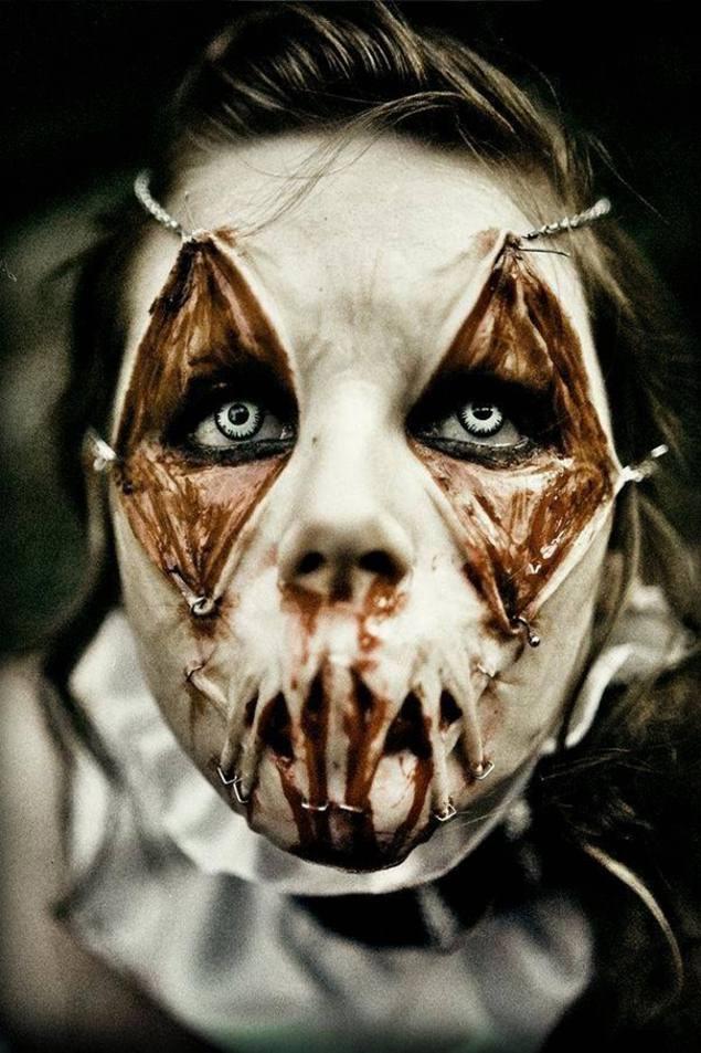 Trang diem zombies