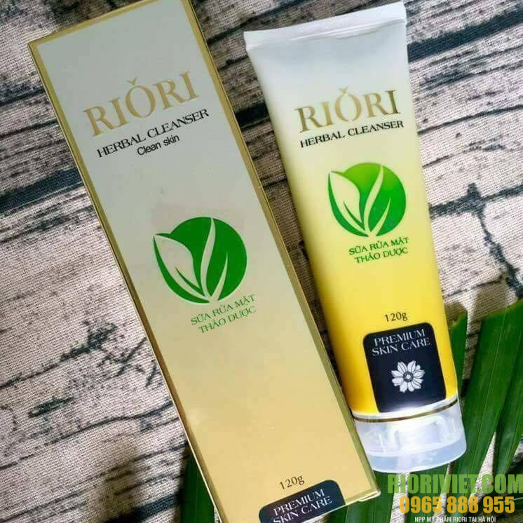Riori Herbal Cleanser