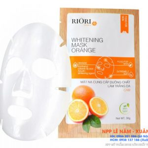 Mặt nạ Cellulose Riori Mask Orange