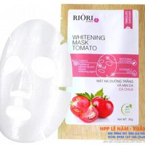 Mặt nạ Cellulose Riori Mask Tomato