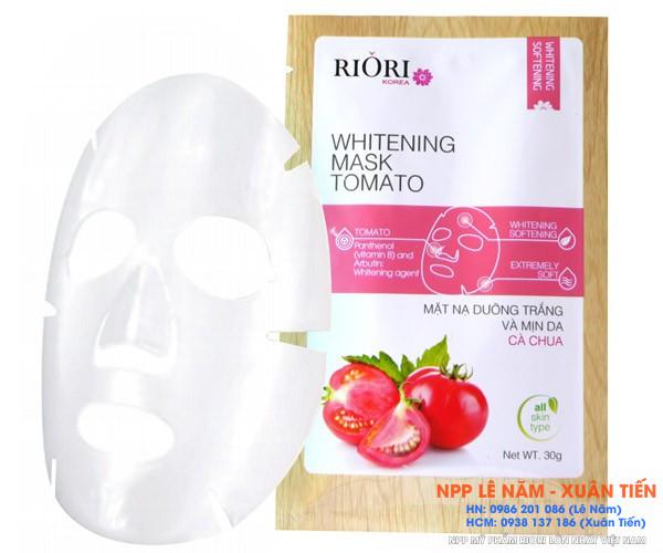 Mat na cellulose Riori Mask Tomato