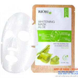 Mặt nạ Cellulose Riori Mask Aloe