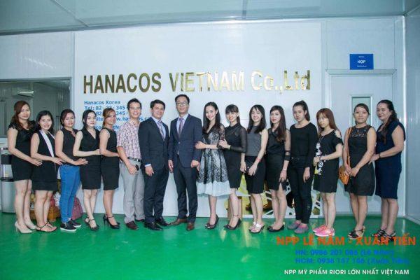 Riori Hanacos Viet Nam