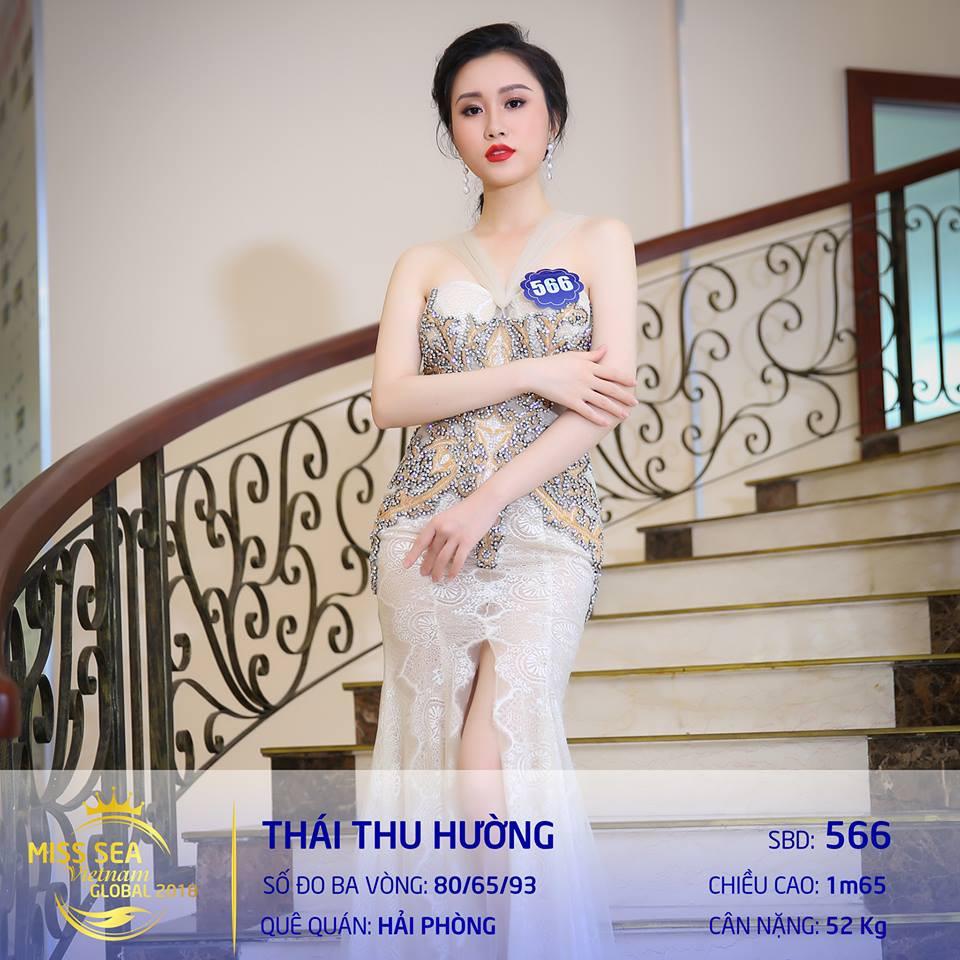 Riori bình chọn Thu Hường Hoa hậu biển 2018