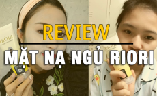 Review mat na ngu Riori 2018