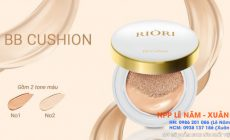 Phan nuoc BB Cushion Riori Review