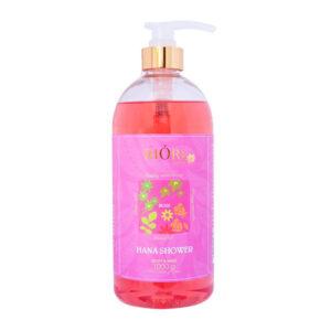 Sữa tắm hoa hồng Riori Gel Rose 1000ml