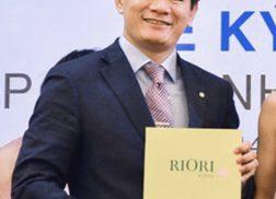 Chu thuong hieu my pham Riori Viet Nam