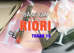 Gia my pham riori thang 10-2018