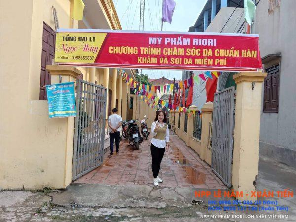 Hanh trinh kien tao 1 trieu lan da dep cho phu nu viet o Tien Du Bac Ninh 5
