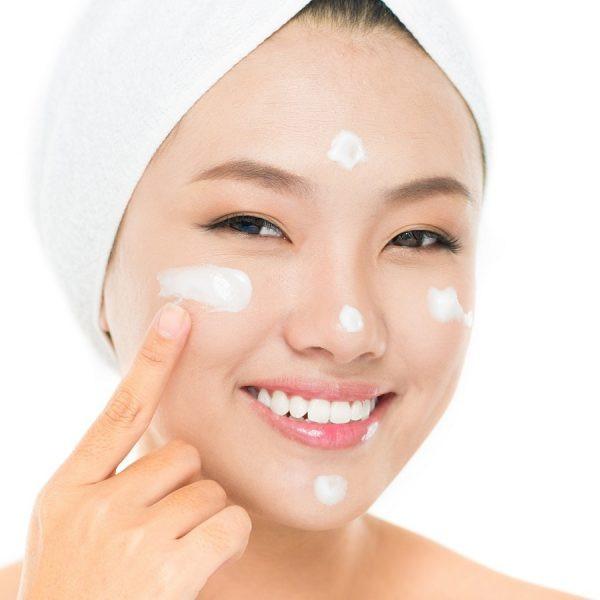 Riori face makeup remover tay trang mat